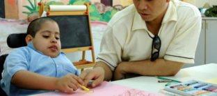 עזרה לתלמידים עם צרכים מיוחדים