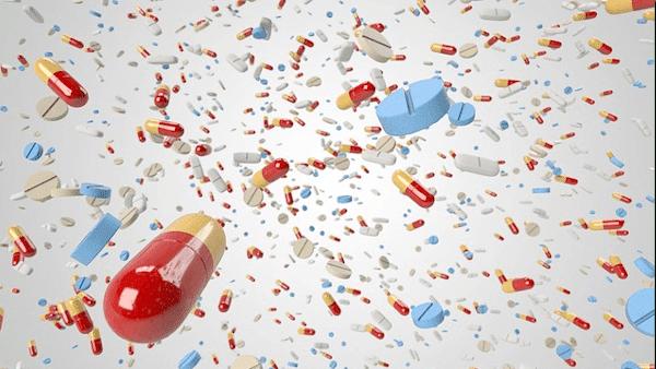 מתנות מחברות תרופות לעובדי בריאות