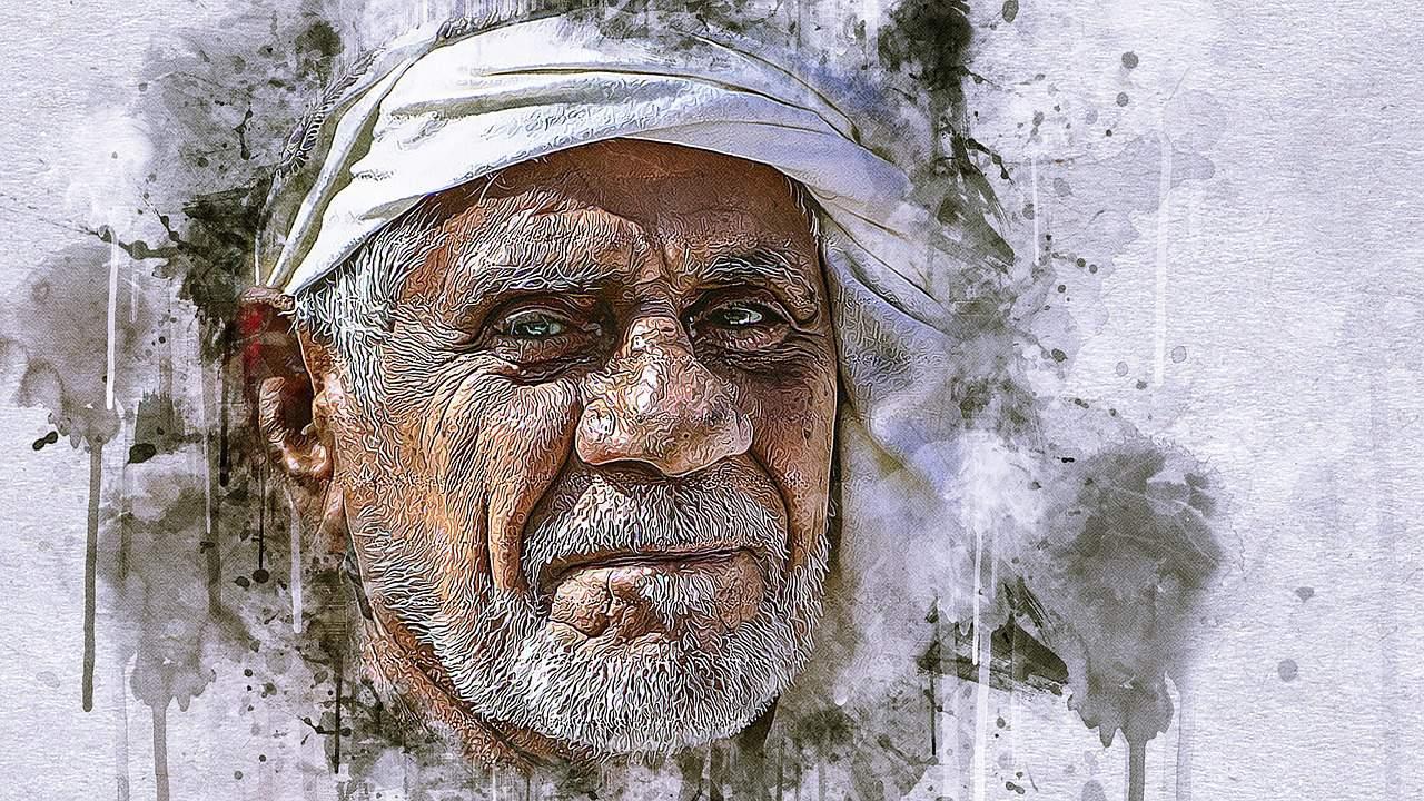 איש ממוצא ערבי