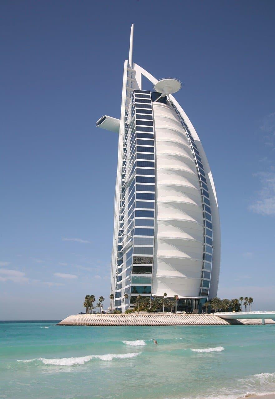 מלון יוקרה על הים באבו דאבי